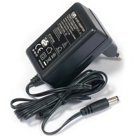 Included 24V 0.8A power adapter