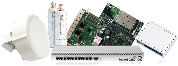 MikroTik Router and Wireless Products